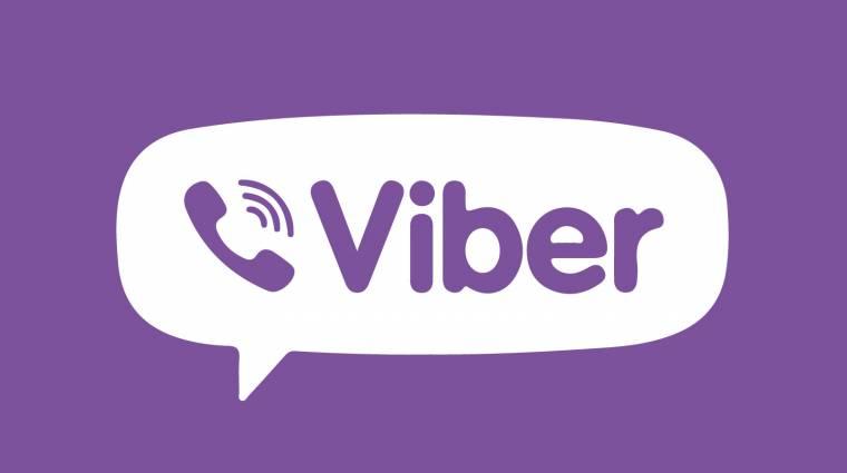 Megújul a Viber kép