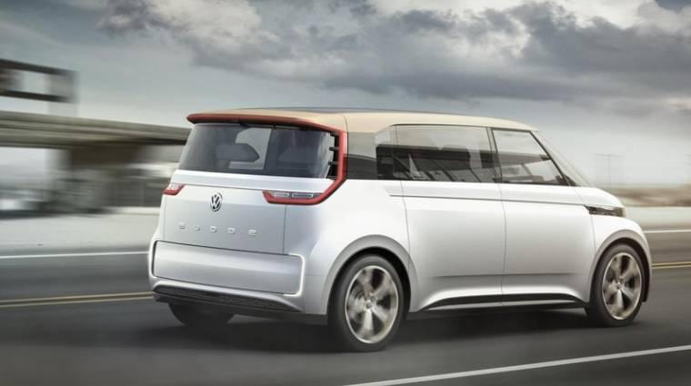 Beszáll az autómegosztásos üzletbe a VW kép