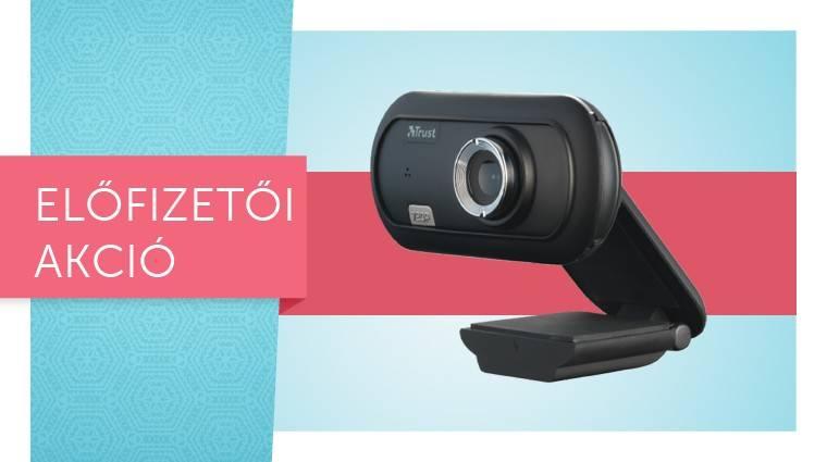 Trust Verto Wide Angle HD - szerezd meg egy előfizetéssel kép