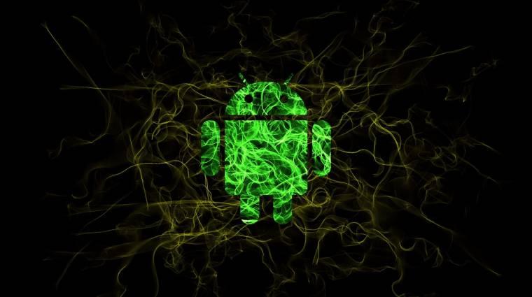 Nagy veszélyben voltál tavaly az Android miatt kép
