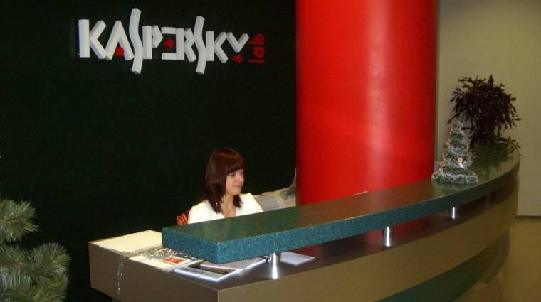 Letartóztatták a Kaspersky egyik biztonsági kutatóját kép