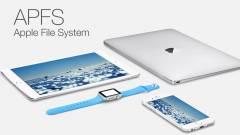 Lecseréli a fájlrendszered az iOS 10.3 kép