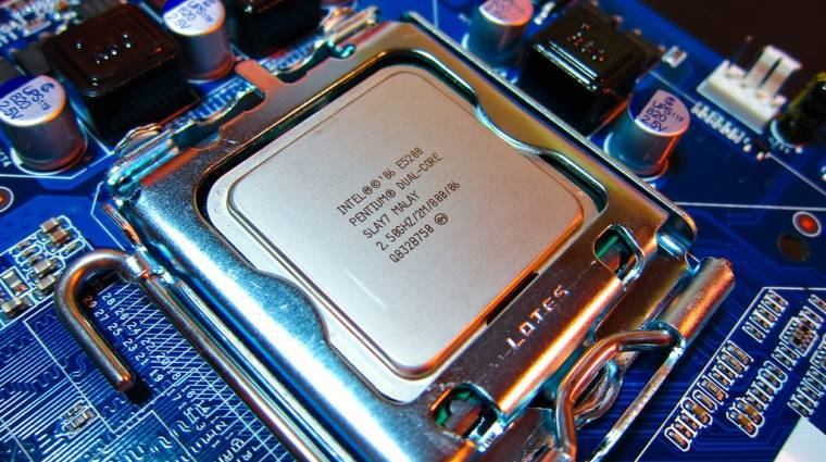 Hyper-Threadinget kaptak az új Pentiumok kép