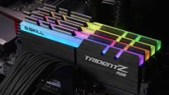 Őrült sebességet hoznak a G.Skill DDR4-es memóriái kép