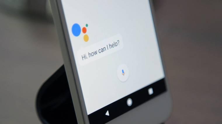 A Google asszisztensével jöhet az LG G6 kép
