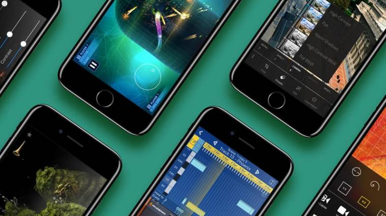 28,5 milliárd dollárt költöttünk az App Store-ban kép