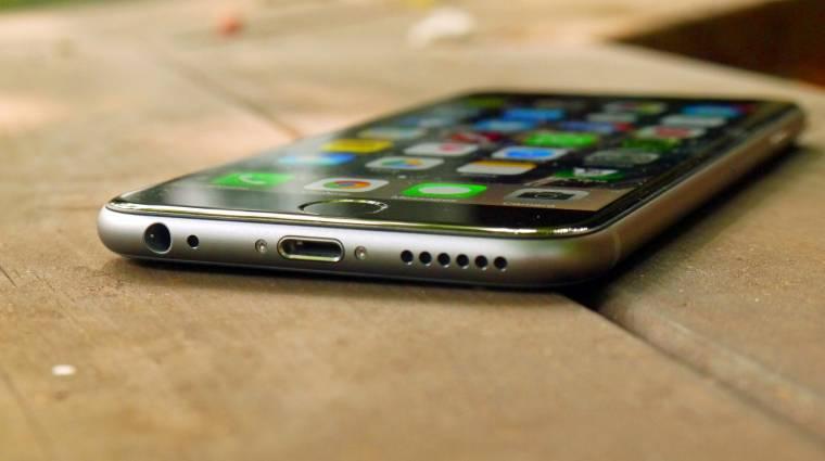 Lehet, hogy az iPhone 6 akkuját is ingyen cserélik kép