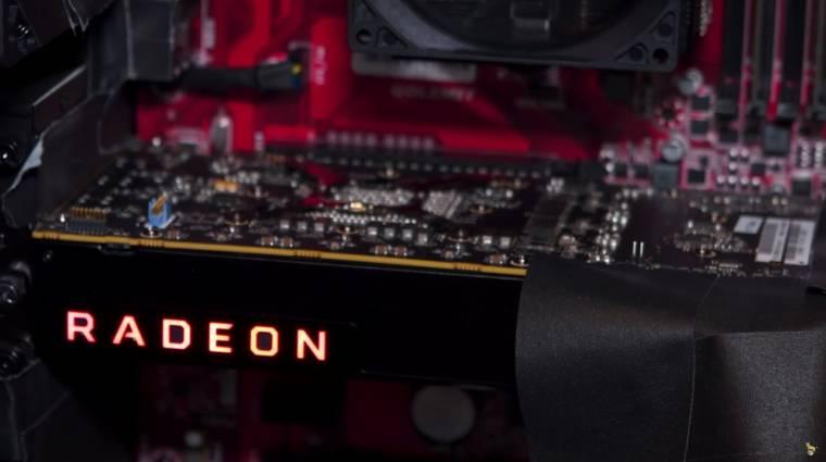 Májusban kerülhetnek piacra a Vega chipes Radeonok kép