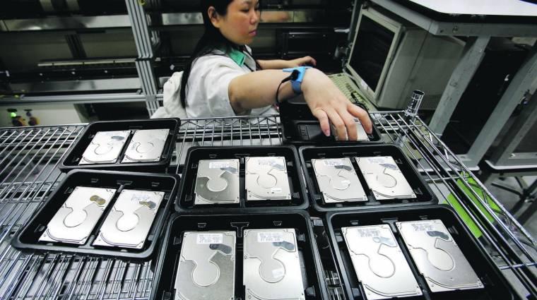 Bezárja az egyik legnagyobb HDD-gyárát a Seagate kép