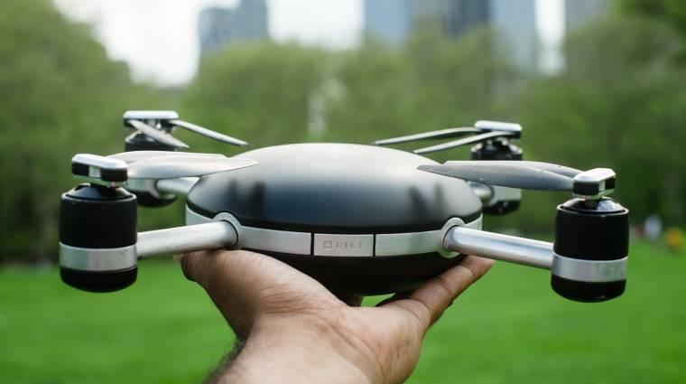 A süllyesztőbe került a népszerű Lily drón kép