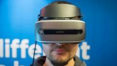 Kipróbálták a Lenovo windowsos VR-headsetét kép