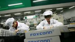Kína nem engedi a Foxconnak, hogy Trump kedvében járjon kép