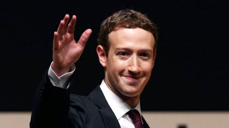 5 milliárd dolláros plusszal kezdte az évet Zuckerberg kép