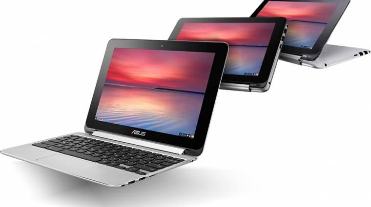 Készülnek a Chrome OS-alapú tabletek kép
