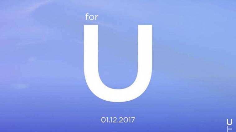 6 hüvelykes lesz az HTC U Ultra kép
