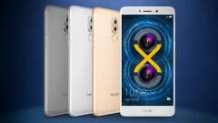Európába jön a Huawei Honor 6X kép