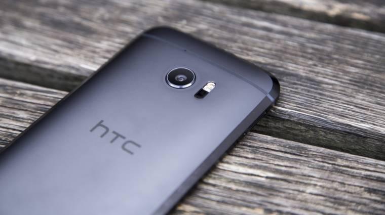 Két hét, és frissül az HTC 10 kép