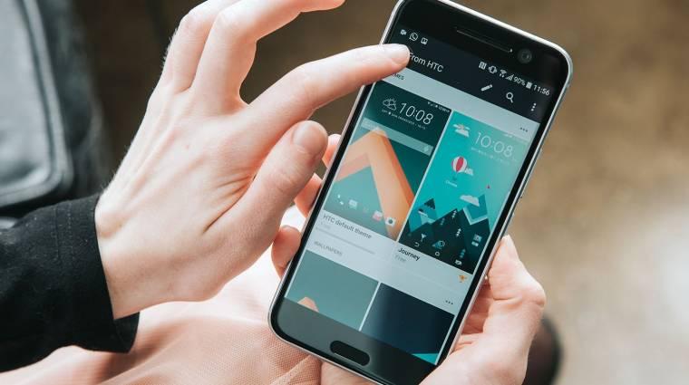 Kezdődik az HTC 10 frissítése kép