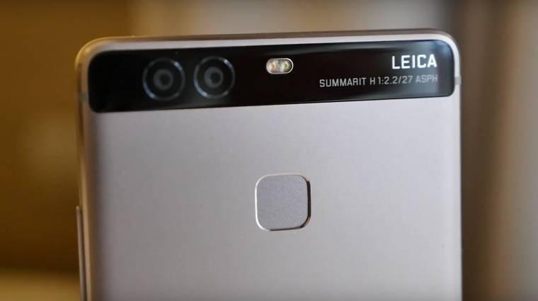 Már márciusban befuthat a Huawei P10 kép