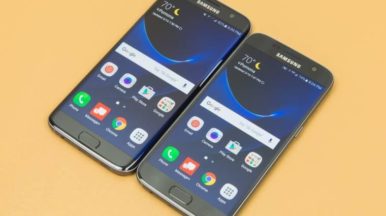 Elképesztően jó negyedévet zárt a Samsung kép