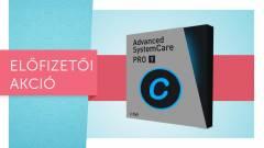 IObit Advanced SystemCare 10 Pro - szerezd meg egy előfizetéssel kép