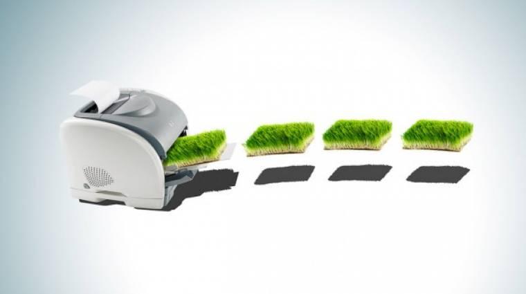 Zöld nyomtatós tippek kép