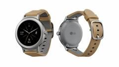 Képeken az LG Watch Style kép