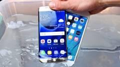 Nagyon vízálló lesz a Galaxy S8 és az iPhone 8 kép