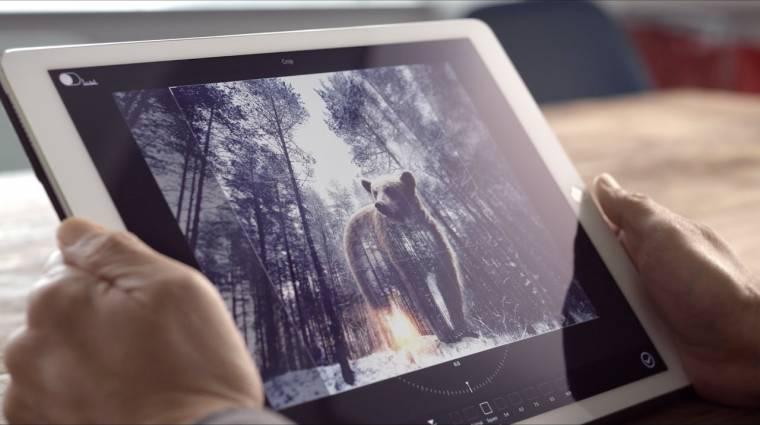 Képszerkesztés hangutasításra - az Adobe szerint ez a jövő kép
