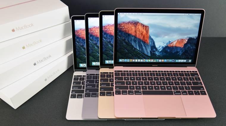 MacBookokra megy a Night Shift kép