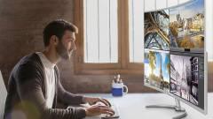 40 hüvelykes és 4K-s a Philips új monitora kép