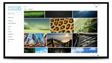 Photo Station – Fotóalbum szolgáltatás otthonra kép