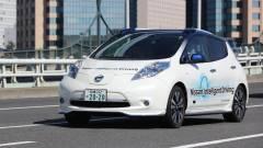 Londonba mennek a Nissan robotautói kép