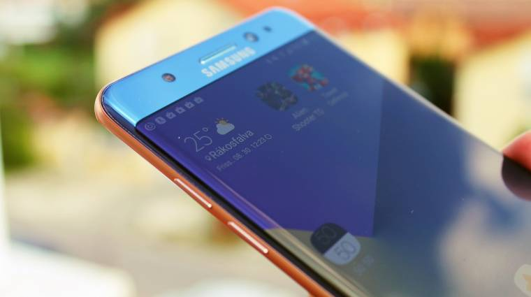 Verizon: nem tudnak majd telefonálni a Note 7-tulajok kép