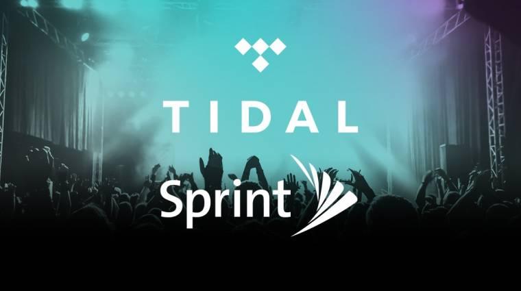 Megveszi a Tidal harmadát a Sprint mobilszolgáltató kép