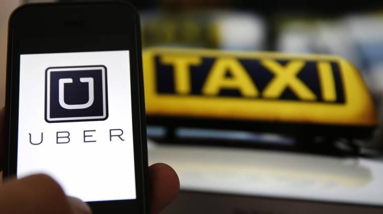 Csökkentek a fizetések az Uber miatt kép