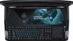 Hamarosan viheted az ívelt kijelzős Acer Predator 21 X-et kép