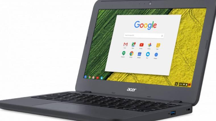 Bírja a strapát az Acer Chromebook 11 N7 kép