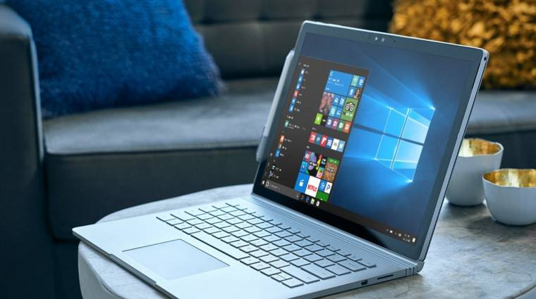 Adaptív shellel újít a Windows 10 kép