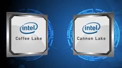 Több mint 15 százalékkal gyorsítanak a Coffee Lake CPU-k kép