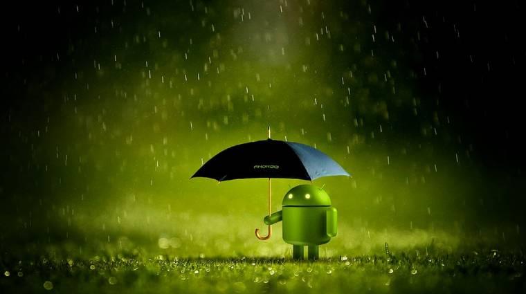 Android: megbízhatatlanok az ingyenes VPN-ek kép