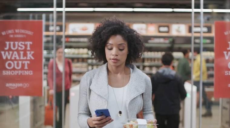 3 ember kell csak az Amazon szupermarketébe kép