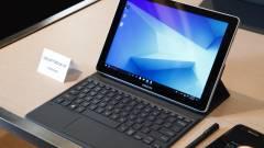 MWC: Windowszal hasítanak a Galaxy Book táblák kép