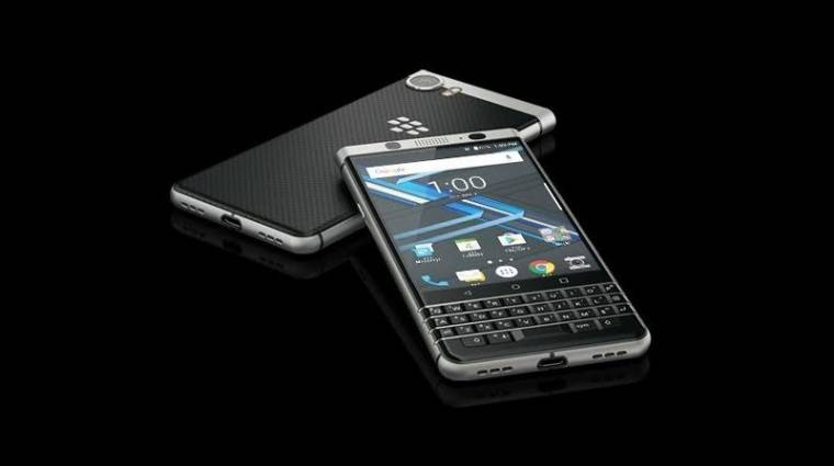 Február 25-én mutatkozik be a Blackberry új mobilja kép