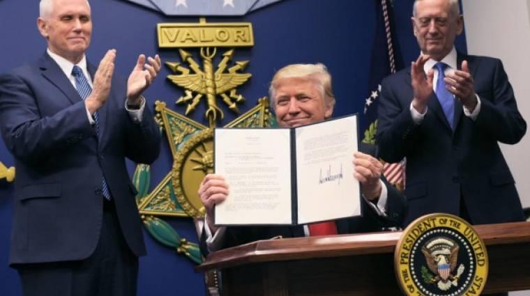 Írj saját elnöki rendeletet kép