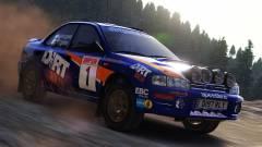 Úton a Dirt Rally linuxos változata kép