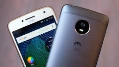 MWC: a Nokiával babrálhat ki az új Moto G5 kép