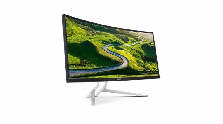 Csúcsmonitorral frissít az Acer kép