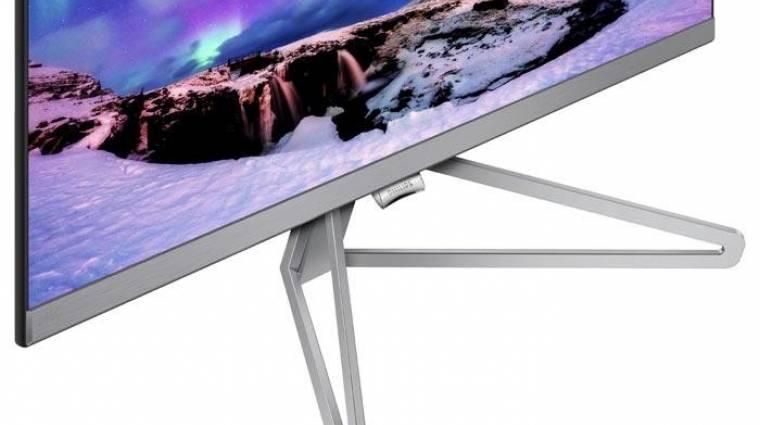 Jól fest a Philips legújabb monitora kép