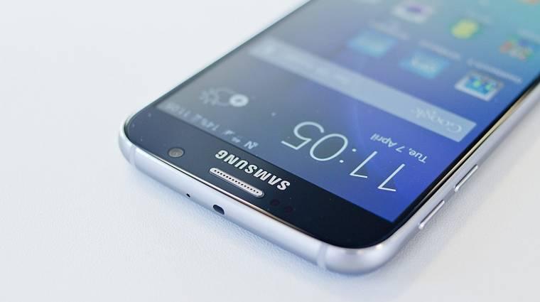 Februárban jöhet az új Android a Galaxy S6-ra kép